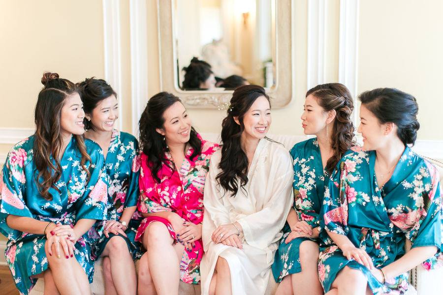 Brides should Get Ready with the Stuff on the Week of their Wedding
