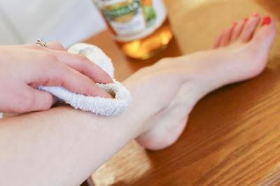 DIY: crème après-rasage (after shave)