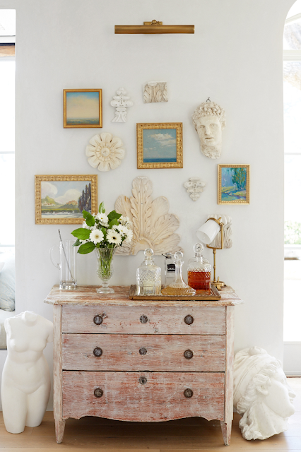 Interiors Decoration : Inside the Home of Brooke and Steve Giannetti, Patina Farm