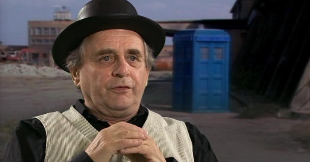 WHOOGLE: Sylvester McCoy admits he wasn't 'keen' on a ...