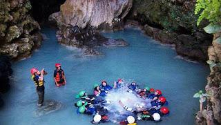 Sewa Mobil Jogja ke Cave Tubing Kalisuci