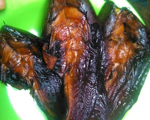Ikan Salai Lele Asli Palembang