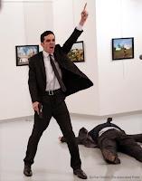 World Press Photo 2017, Burhan Özbilici, Andrej Karlov, Máté Bence, sajtófotó, természetfotó