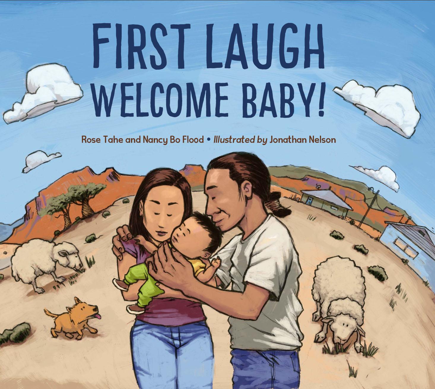Native Author-Illustrator Interview: Jonathan Nelson - Cynthia