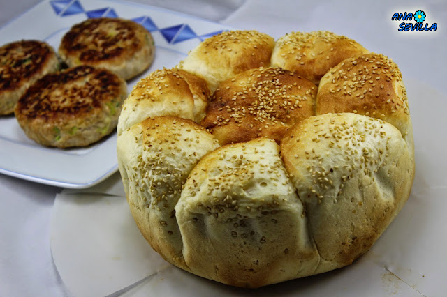 Pan de hamburguesas Ana Sevilla olla GM