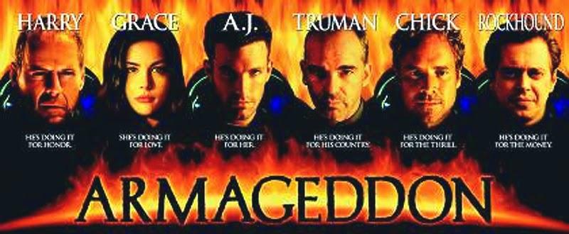 Hubbs Movie Reviews Armageddon 1998