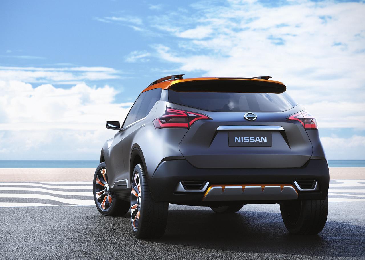 nissan kicks Nissan Kicks : το νέο crossover που ετοιμάζεται να μπει στην παραγωγή