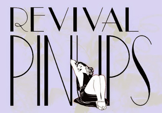 Revival Pinups Photography was interviewed by Groupon