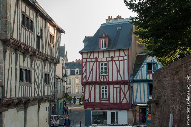 Viaje a Bretaña y Normandía Bretaña turismo que ver