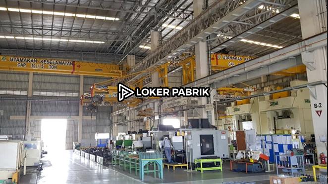 Pabrik PT Maxxis International Indonesia di Cikarang