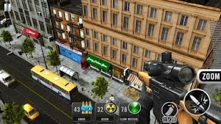 Sniper Shot 3D: Call of Snipers Apk - Free Download Android Game