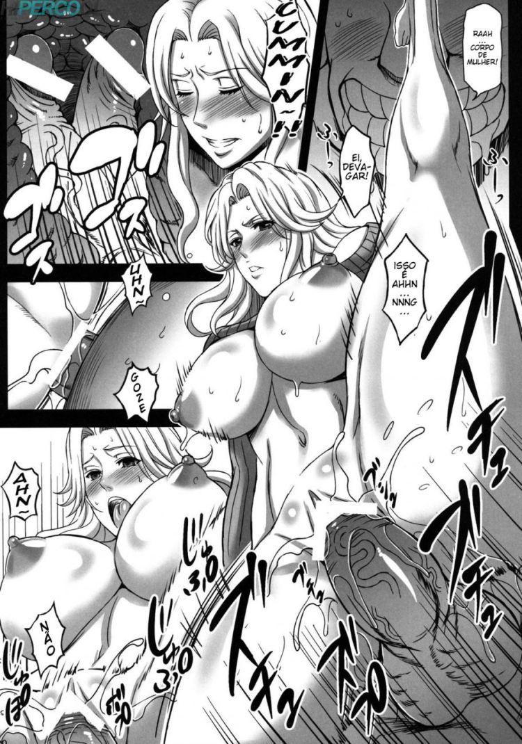 Bricola 5 - Bleach Hentai