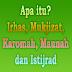 Apa Itu Irhas, Mukjizat, Karomah, Maunah dan Istijrad?