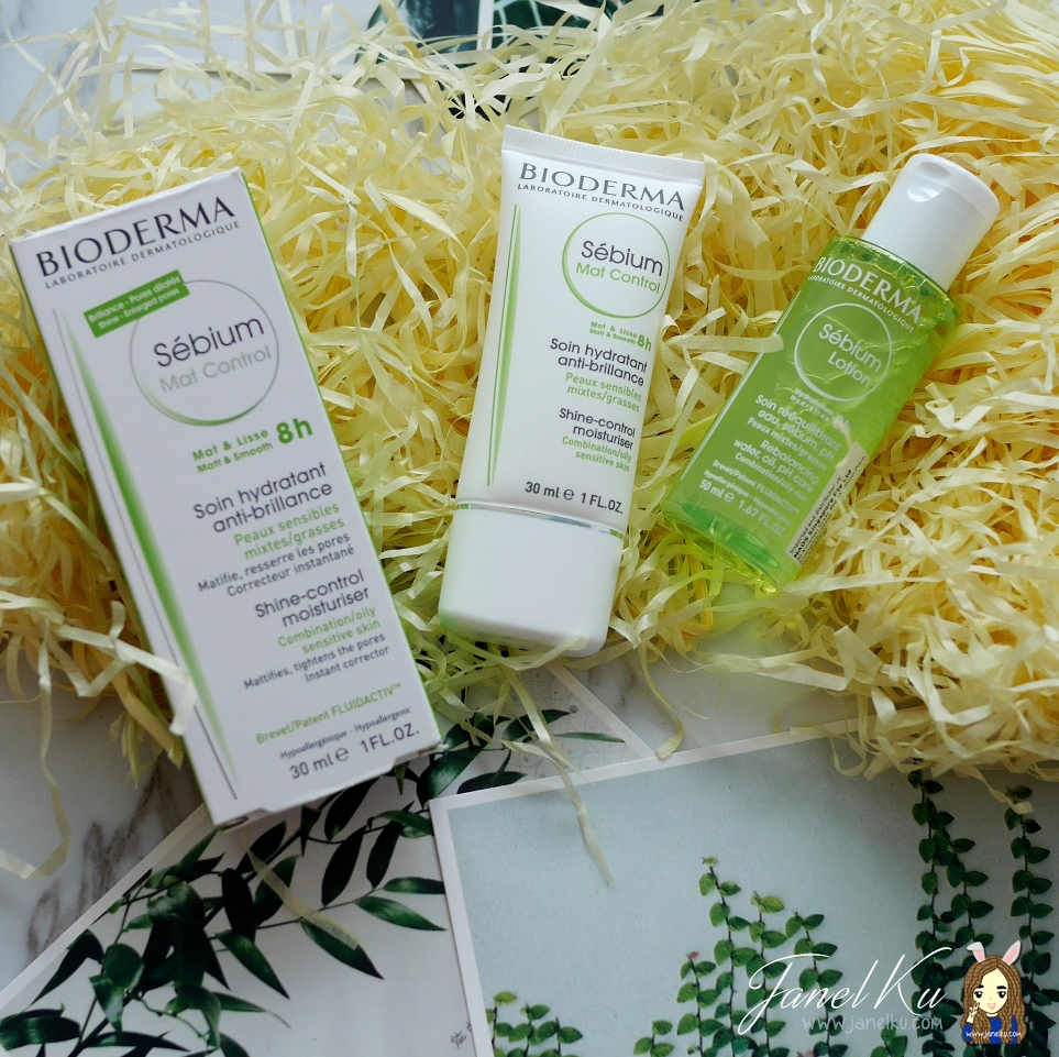 BIODERMA Sébium Mat Control and Lotion Review
