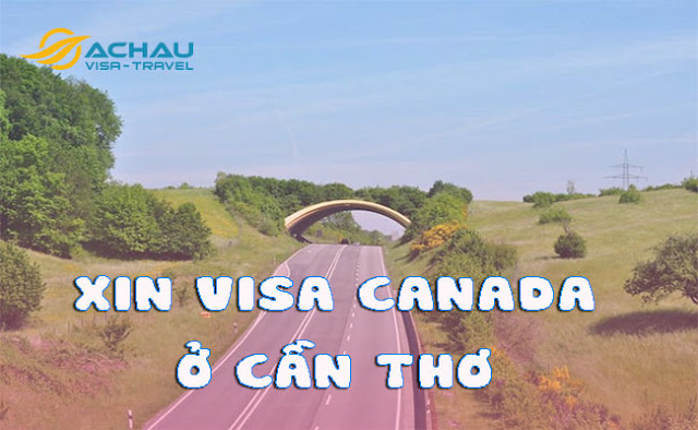 Xin visa Canada ở Cần Thơ như thế nào ?