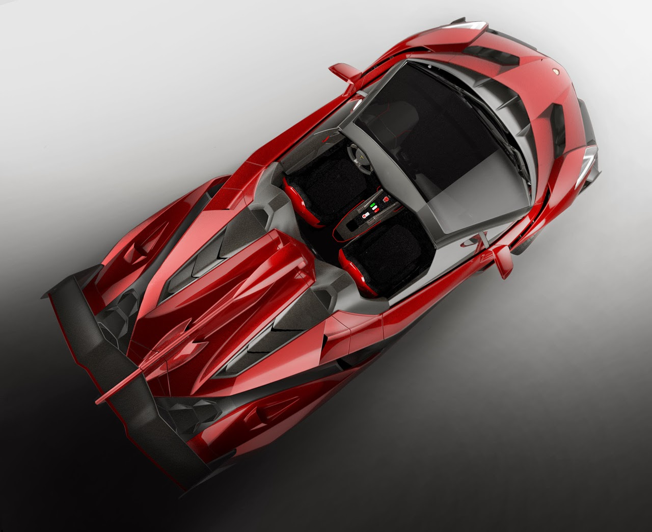 Q8Stig: Lamborghini Veneno Roadster revealed