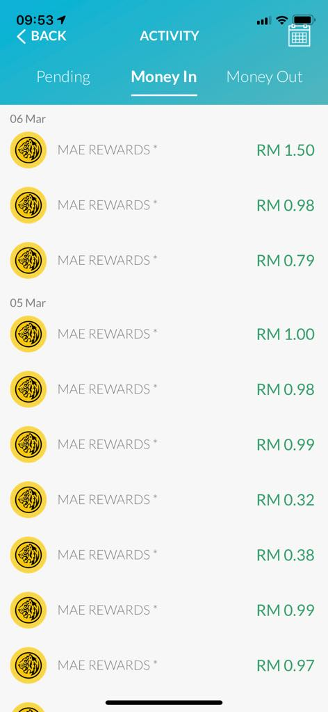 Maybank MAE : Scan to Win! - Promo Codes MY