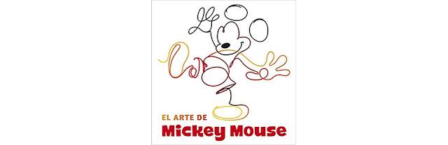 Reseña: el arte de mickey mouse