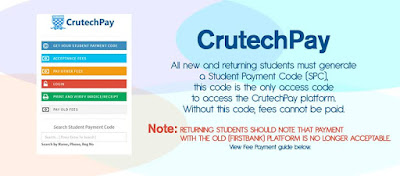 CRUTECH Newly Launched Online Payment Platform Announced