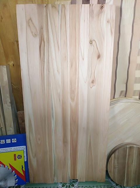 gỗ ghép xoan