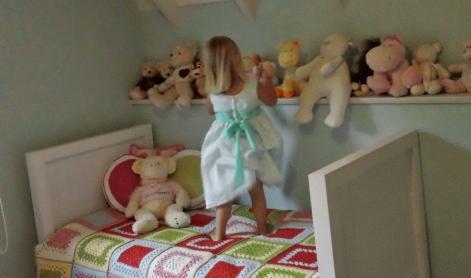 manta tejida cama - Mantas para bebe tejidas a crochet para la cuna