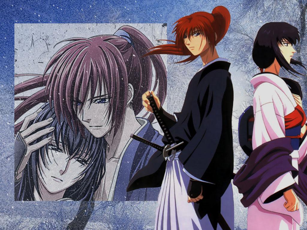 free kenshin wallpaper - HD1024×768