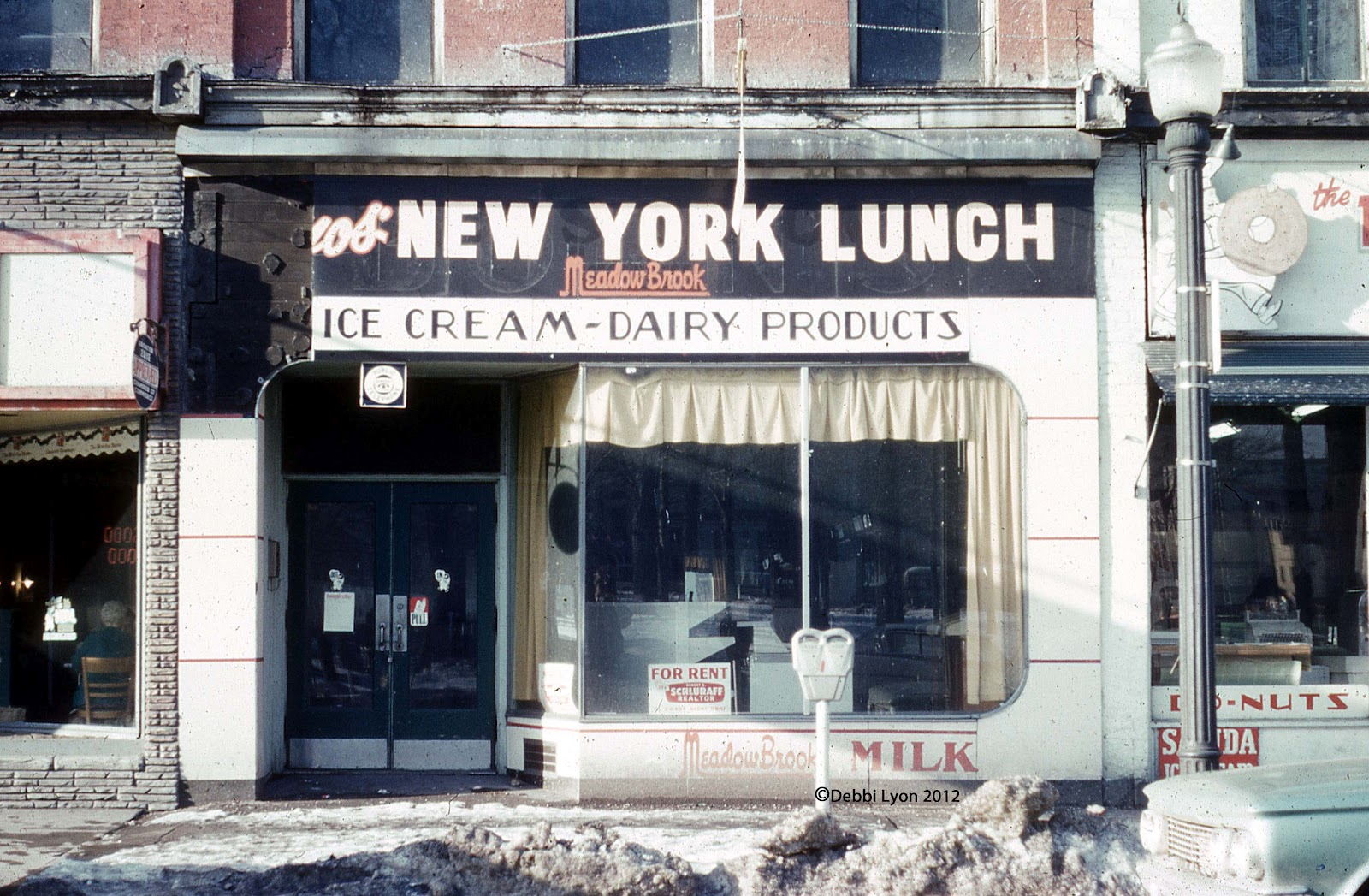 Erie Restaurants Panos New York Lunch Perry Square