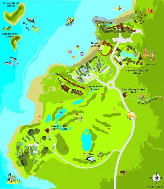 Peta Damai Beach Resort