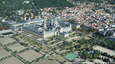 ESPANHA - Monasterio de El Escorial