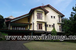 Villa Ada Halamanya Cocok Untuk 40 Orang