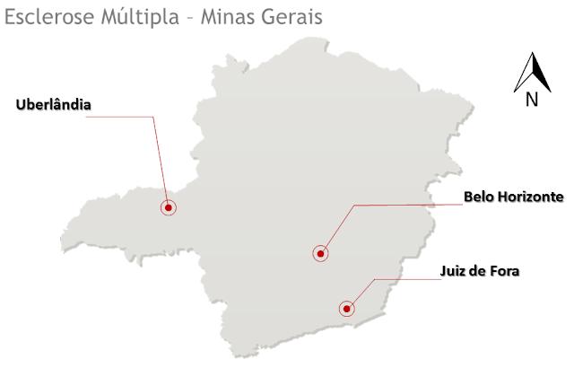 Imagem Mapa Centro de Referência para Tratamento EM