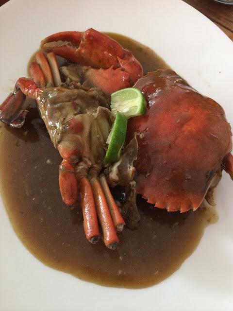 Laut Jawa Seafood Restaurant Semarang