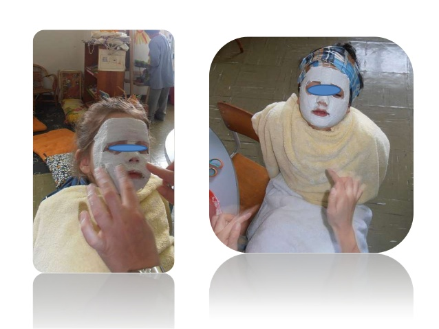 Como fazer máscara de gesso