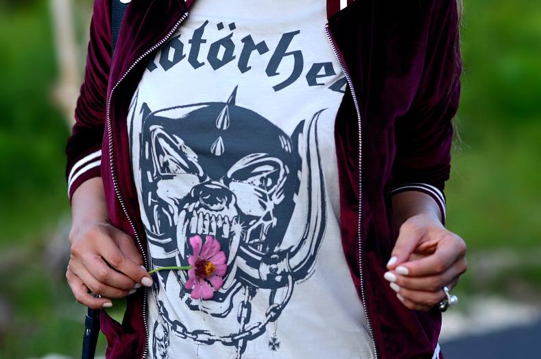 H&M Motorhead Tshirt