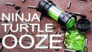 Як зробити ультра-зелений слиз?