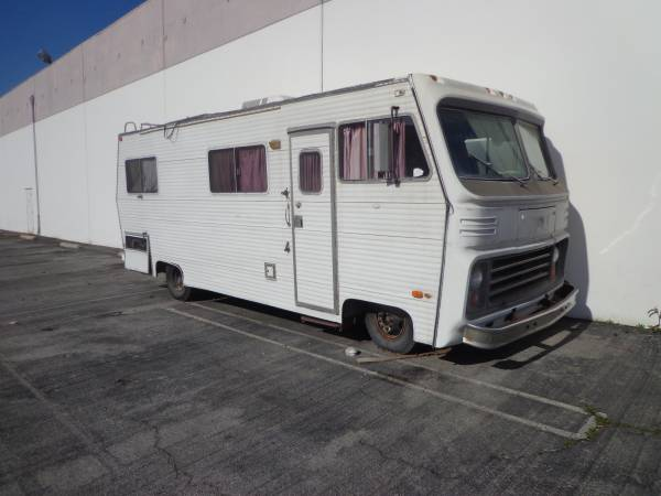 Used Rvs 1973 Barron Motorhome For Sale For Sale By Owner