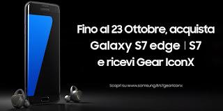 Pubblicità Samsung Gear IconX con Foto - Testimonial Spot Pubblicitario Samsung 2016