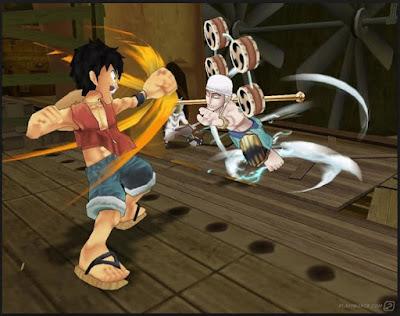One Piece: Grand Adventure screenshot 2