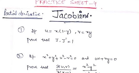 Mathematics Study Material (Engineeing / IIT- JEE (Main
