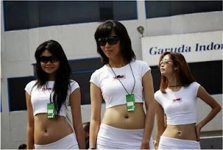 SPG Moto GP Seksi