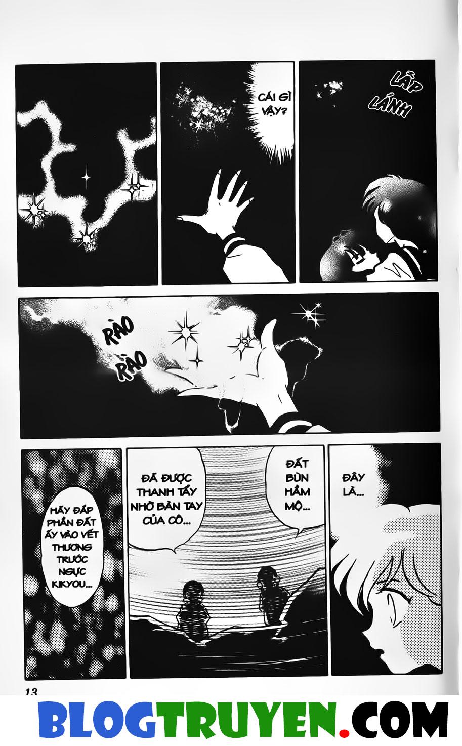 Inuyasha vol 32.1 trang 11