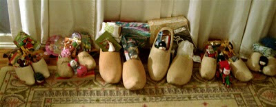 st. nicholas, advent, traditions, shoes by door,