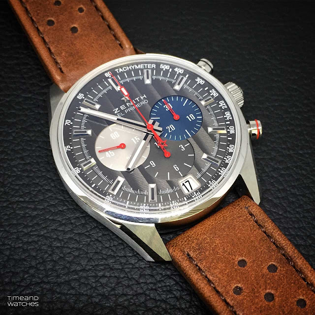 Zenith El Primero 36 000 Vph Classic Cars Time And Watches