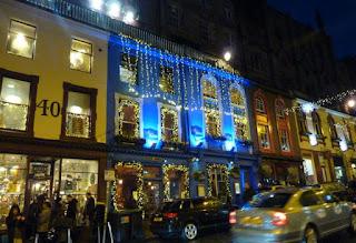 Edimburgo, Victoria Street.