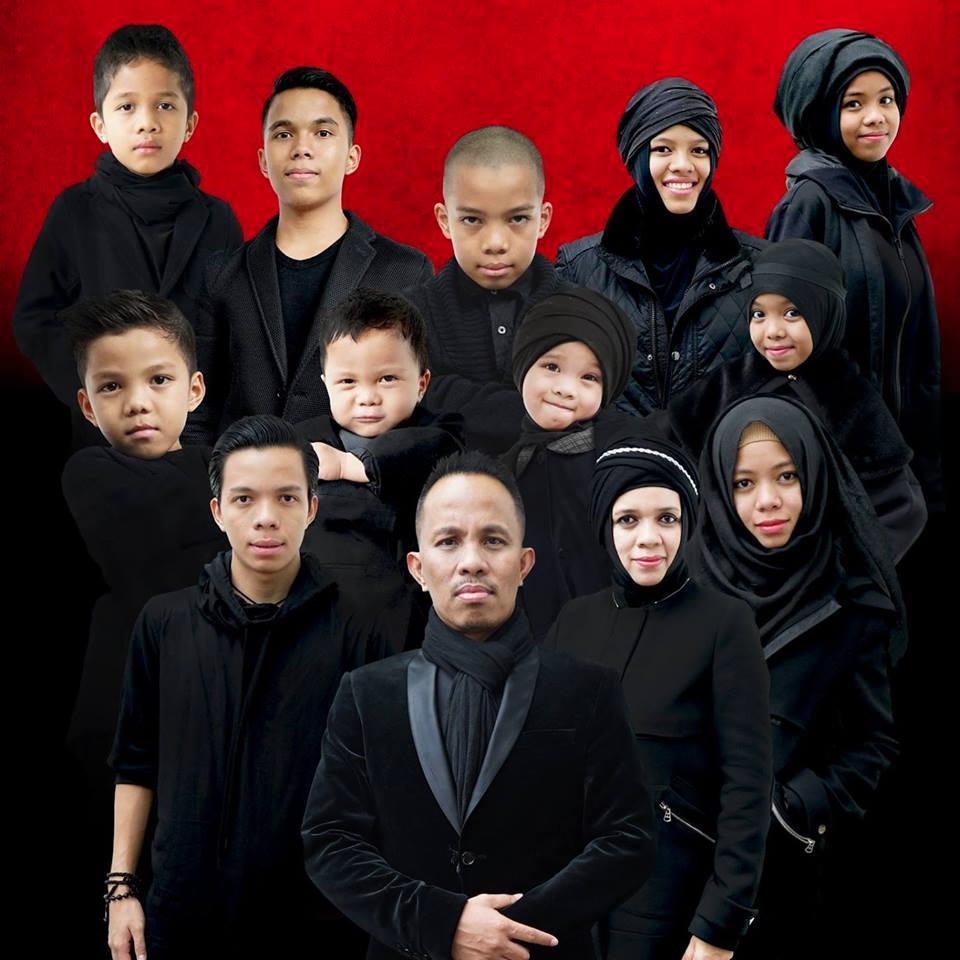 Biodata Keluarga Gen Halilintar 2017