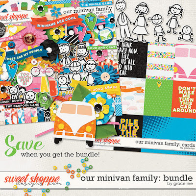 Our Minivan Family: Bundle