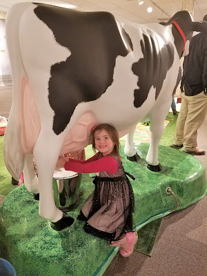Tall Grass to Knee High: A Century of Iowa Farming  exhibit at the Herbert Hoover Presidential Library in West Branch, Iowa