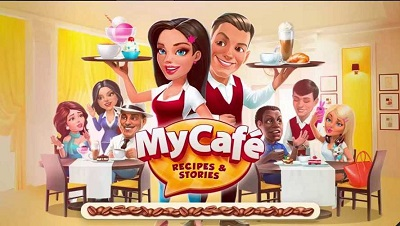 My Cafe Recipes & Stories Mod Aрk