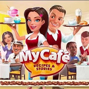 My Cafe Recipes And Stories Mod Apk+Data V2019.5.3 (Free Shopping)