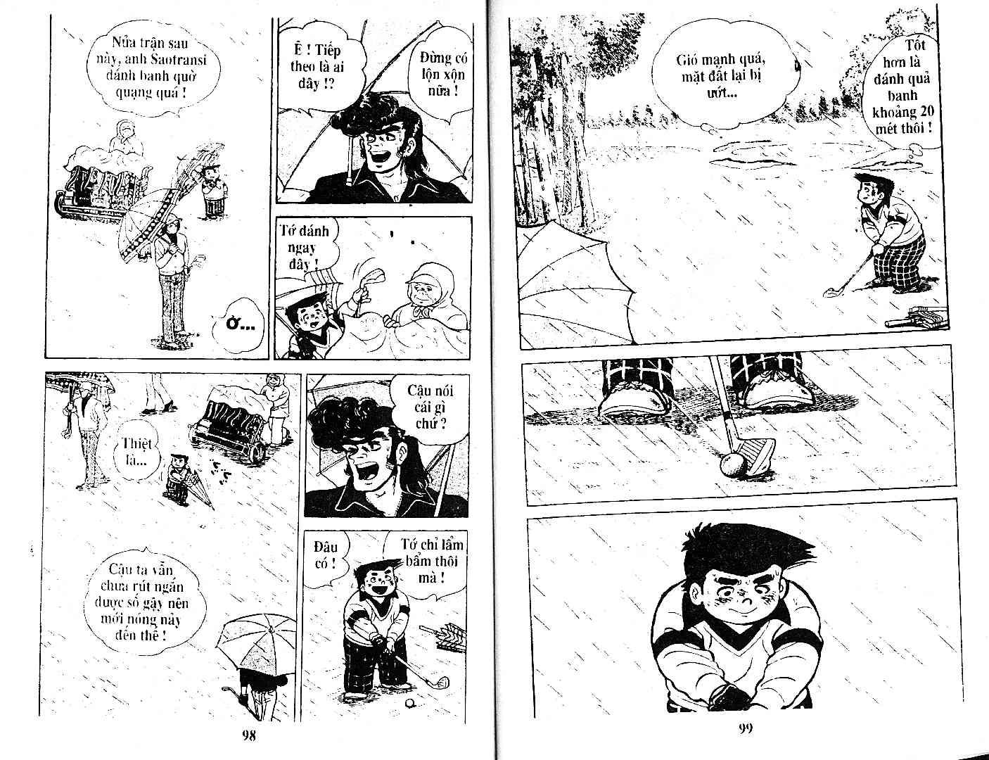 Ashita Tenki ni Naare chapter 26 trang 48